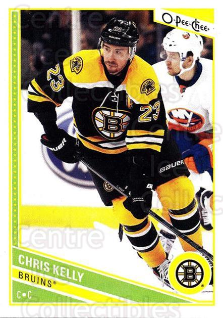 2013-14 O-Pee-Chee #135 Chris Kelly<br/>7 In Stock - $1.00 each - <a href=https://centericecollectibles.foxycart.com/cart?name=2013-14%20O-Pee-Chee%20%23135%20Chris%20Kelly...&quantity_max=7&price=$1.00&code=671906 class=foxycart> Buy it now! </a>