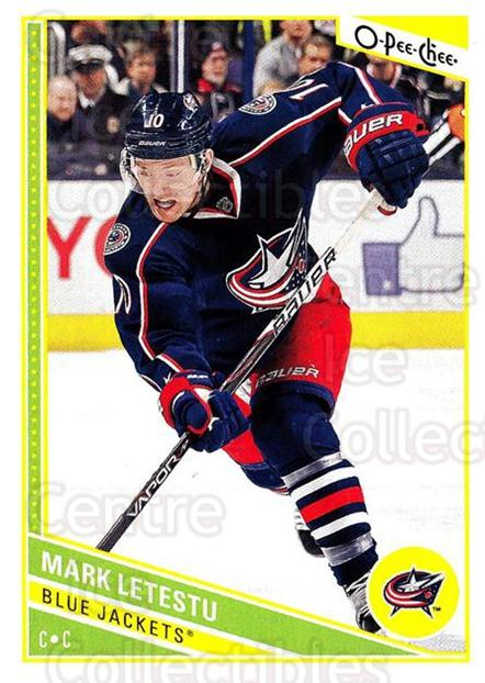2013-14 O-Pee-Chee #136 Mark Letestu<br/>7 In Stock - $1.00 each - <a href=https://centericecollectibles.foxycart.com/cart?name=2013-14%20O-Pee-Chee%20%23136%20Mark%20Letestu...&quantity_max=7&price=$1.00&code=671907 class=foxycart> Buy it now! </a>