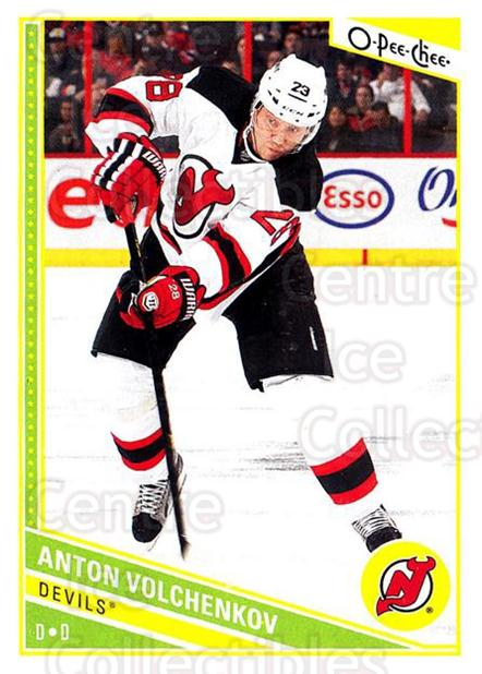 2013-14 O-Pee-Chee #146 Anton Volchenkov<br/>6 In Stock - $1.00 each - <a href=https://centericecollectibles.foxycart.com/cart?name=2013-14%20O-Pee-Chee%20%23146%20Anton%20Volchenko...&quantity_max=6&price=$1.00&code=671917 class=foxycart> Buy it now! </a>