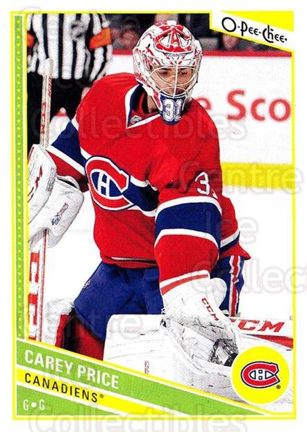 2013-14 O-Pee-Chee #149 Carey Price<br/>4 In Stock - $2.00 each - <a href=https://centericecollectibles.foxycart.com/cart?name=2013-14%20O-Pee-Chee%20%23149%20Carey%20Price...&price=$2.00&code=671920 class=foxycart> Buy it now! </a>