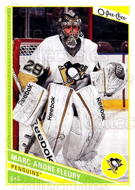 2013-14 O-Pee-Chee #152 Marc-Andre Fleury<br/>8 In Stock - $2.00 each - <a href=https://centericecollectibles.foxycart.com/cart?name=2013-14%20O-Pee-Chee%20%23152%20Marc-Andre%20Fleu...&quantity_max=8&price=$2.00&code=671923 class=foxycart> Buy it now! </a>