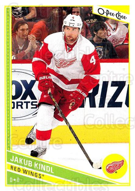 2013-14 O-Pee-Chee #156 Jakub Kindl<br/>5 In Stock - $1.00 each - <a href=https://centericecollectibles.foxycart.com/cart?name=2013-14%20O-Pee-Chee%20%23156%20Jakub%20Kindl...&quantity_max=5&price=$1.00&code=671927 class=foxycart> Buy it now! </a>