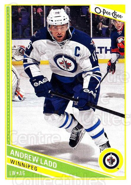 2013-14 O-Pee-Chee #159 Andrew Ladd<br/>7 In Stock - $1.00 each - <a href=https://centericecollectibles.foxycart.com/cart?name=2013-14%20O-Pee-Chee%20%23159%20Andrew%20Ladd...&quantity_max=7&price=$1.00&code=671930 class=foxycart> Buy it now! </a>