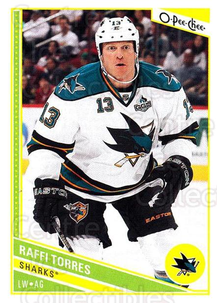 2013-14 O-Pee-Chee #160 Raffi Torres<br/>7 In Stock - $1.00 each - <a href=https://centericecollectibles.foxycart.com/cart?name=2013-14%20O-Pee-Chee%20%23160%20Raffi%20Torres...&quantity_max=7&price=$1.00&code=671931 class=foxycart> Buy it now! </a>