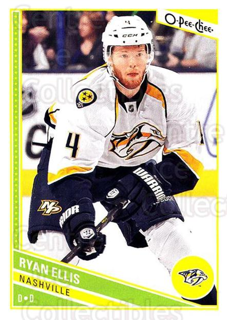 2013-14 O-Pee-Chee #163 Ryan Ellis<br/>6 In Stock - $1.00 each - <a href=https://centericecollectibles.foxycart.com/cart?name=2013-14%20O-Pee-Chee%20%23163%20Ryan%20Ellis...&quantity_max=6&price=$1.00&code=671934 class=foxycart> Buy it now! </a>