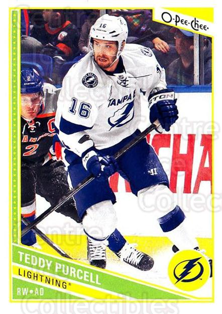 2013-14 O-Pee-Chee #164 Teddy Purcell<br/>7 In Stock - $1.00 each - <a href=https://centericecollectibles.foxycart.com/cart?name=2013-14%20O-Pee-Chee%20%23164%20Teddy%20Purcell...&quantity_max=7&price=$1.00&code=671935 class=foxycart> Buy it now! </a>