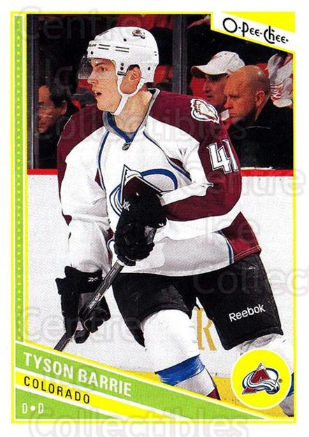 2013-14 O-Pee-Chee #165 Tyson Barrie<br/>7 In Stock - $1.00 each - <a href=https://centericecollectibles.foxycart.com/cart?name=2013-14%20O-Pee-Chee%20%23165%20Tyson%20Barrie...&quantity_max=7&price=$1.00&code=671936 class=foxycart> Buy it now! </a>