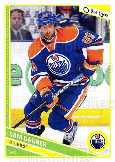 2013-14 O-Pee-Chee #177 Sam Gagner<br/>7 In Stock - $1.00 each - <a href=https://centericecollectibles.foxycart.com/cart?name=2013-14%20O-Pee-Chee%20%23177%20Sam%20Gagner...&quantity_max=7&price=$1.00&code=671948 class=foxycart> Buy it now! </a>