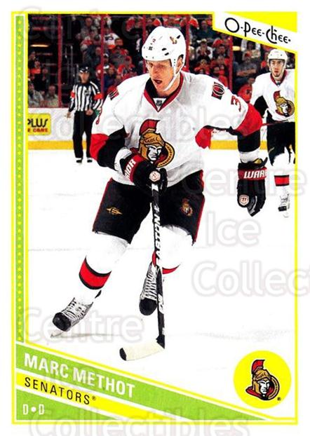 2013-14 O-Pee-Chee #180 Marc Methot<br/>6 In Stock - $1.00 each - <a href=https://centericecollectibles.foxycart.com/cart?name=2013-14%20O-Pee-Chee%20%23180%20Marc%20Methot...&quantity_max=6&price=$1.00&code=671951 class=foxycart> Buy it now! </a>