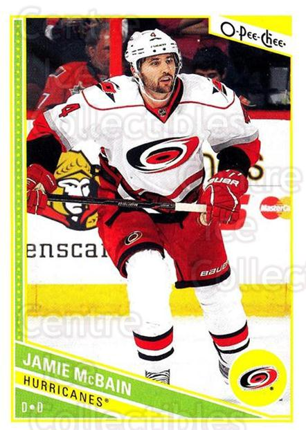 2013-14 O-Pee-Chee #187 Jamie McBain<br/>7 In Stock - $1.00 each - <a href=https://centericecollectibles.foxycart.com/cart?name=2013-14%20O-Pee-Chee%20%23187%20Jamie%20McBain...&quantity_max=7&price=$1.00&code=671958 class=foxycart> Buy it now! </a>