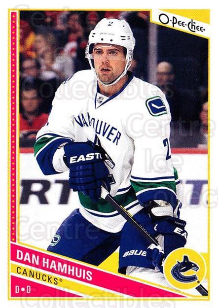 2013-14 O-Pee-Chee #202 Dan Hamhuis<br/>6 In Stock - $1.00 each - <a href=https://centericecollectibles.foxycart.com/cart?name=2013-14%20O-Pee-Chee%20%23202%20Dan%20Hamhuis...&quantity_max=6&price=$1.00&code=671973 class=foxycart> Buy it now! </a>