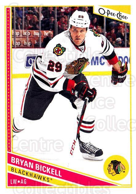 2013-14 O-Pee-Chee #234 Bryan Bickell<br/>6 In Stock - $1.00 each - <a href=https://centericecollectibles.foxycart.com/cart?name=2013-14%20O-Pee-Chee%20%23234%20Bryan%20Bickell...&quantity_max=6&price=$1.00&code=672005 class=foxycart> Buy it now! </a>