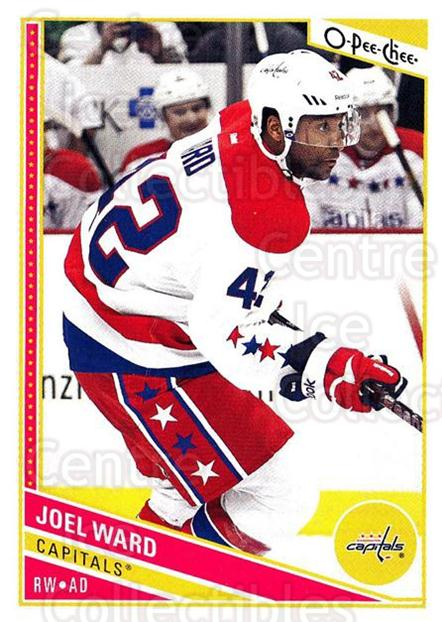 2013-14 O-Pee-Chee #238 Joel Ward<br/>6 In Stock - $1.00 each - <a href=https://centericecollectibles.foxycart.com/cart?name=2013-14%20O-Pee-Chee%20%23238%20Joel%20Ward...&quantity_max=6&price=$1.00&code=672009 class=foxycart> Buy it now! </a>
