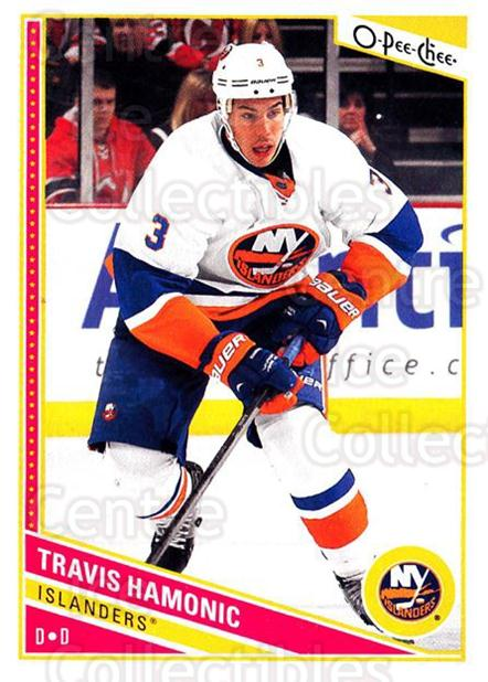 2013-14 O-Pee-Chee #242 Travis Hamonic<br/>6 In Stock - $1.00 each - <a href=https://centericecollectibles.foxycart.com/cart?name=2013-14%20O-Pee-Chee%20%23242%20Travis%20Hamonic...&quantity_max=6&price=$1.00&code=672013 class=foxycart> Buy it now! </a>
