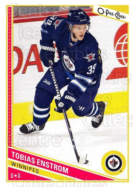 2013-14 O-Pee-Chee #244 Tobias Enstrom<br/>8 In Stock - $1.00 each - <a href=https://centericecollectibles.foxycart.com/cart?name=2013-14%20O-Pee-Chee%20%23244%20Tobias%20Enstrom...&quantity_max=8&price=$1.00&code=672015 class=foxycart> Buy it now! </a>