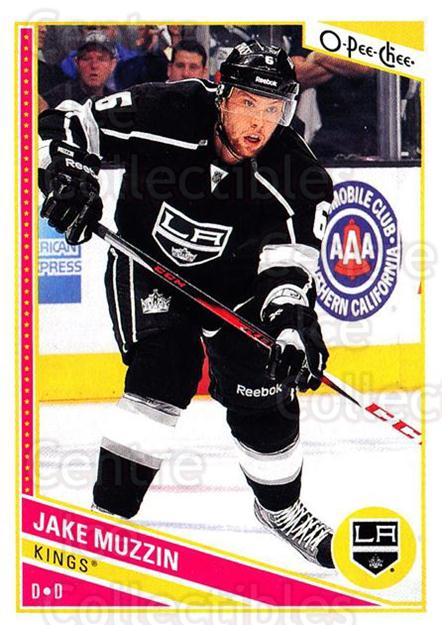 2013-14 O-Pee-Chee #252 Jake Muzzin<br/>8 In Stock - $1.00 each - <a href=https://centericecollectibles.foxycart.com/cart?name=2013-14%20O-Pee-Chee%20%23252%20Jake%20Muzzin...&quantity_max=8&price=$1.00&code=672023 class=foxycart> Buy it now! </a>