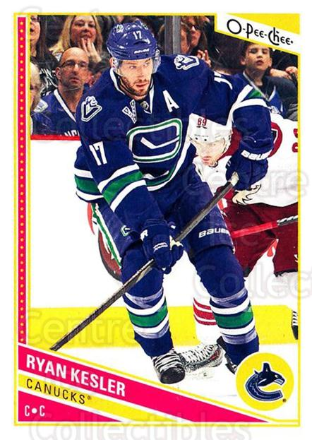 2013-14 O-Pee-Chee #253 Ryan Kesler<br/>8 In Stock - $1.00 each - <a href=https://centericecollectibles.foxycart.com/cart?name=2013-14%20O-Pee-Chee%20%23253%20Ryan%20Kesler...&quantity_max=8&price=$1.00&code=672024 class=foxycart> Buy it now! </a>