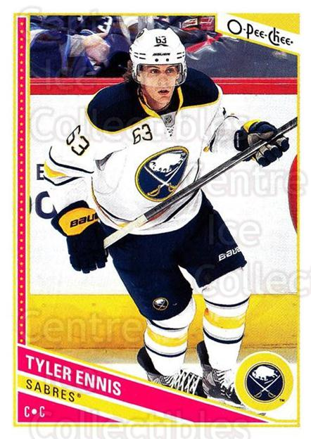 2013-14 O-Pee-Chee #262 Tyler Ennis<br/>8 In Stock - $1.00 each - <a href=https://centericecollectibles.foxycart.com/cart?name=2013-14%20O-Pee-Chee%20%23262%20Tyler%20Ennis...&quantity_max=8&price=$1.00&code=672033 class=foxycart> Buy it now! </a>