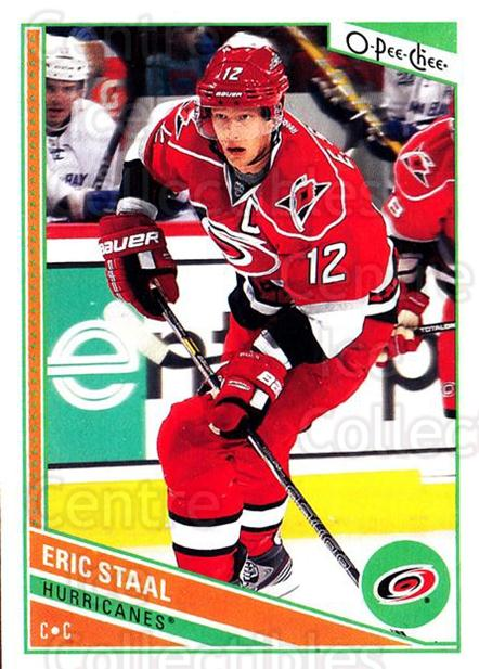 2013-14 O-Pee-Chee #302 Eric Staal<br/>7 In Stock - $1.00 each - <a href=https://centericecollectibles.foxycart.com/cart?name=2013-14%20O-Pee-Chee%20%23302%20Eric%20Staal...&quantity_max=7&price=$1.00&code=672073 class=foxycart> Buy it now! </a>