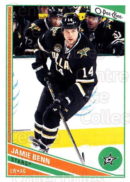 2013-14 O-Pee-Chee #326 Jamie Benn<br/>8 In Stock - $1.00 each - <a href=https://centericecollectibles.foxycart.com/cart?name=2013-14%20O-Pee-Chee%20%23326%20Jamie%20Benn...&quantity_max=8&price=$1.00&code=672097 class=foxycart> Buy it now! </a>
