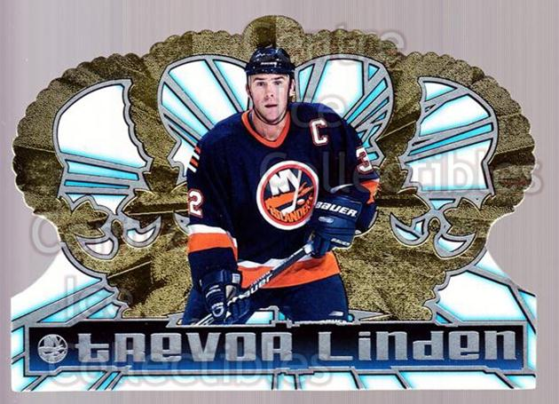 1998-99 Crown Royale #83 Trevor Linden<br/>5 In Stock - $1.00 each - <a href=https://centericecollectibles.foxycart.com/cart?name=1998-99%20Crown%20Royale%20%2383%20Trevor%20Linden...&quantity_max=5&price=$1.00&code=67210 class=foxycart> Buy it now! </a>