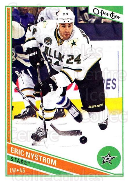 2013-14 O-Pee-Chee #368 Eric Nystrom<br/>8 In Stock - $1.00 each - <a href=https://centericecollectibles.foxycart.com/cart?name=2013-14%20O-Pee-Chee%20%23368%20Eric%20Nystrom...&quantity_max=8&price=$1.00&code=672139 class=foxycart> Buy it now! </a>