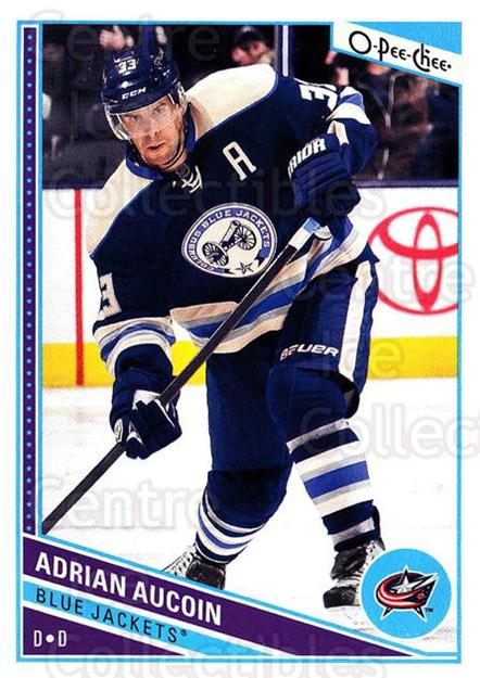 2013-14 O-Pee-Chee #402 Adrian Aucoin<br/>8 In Stock - $1.00 each - <a href=https://centericecollectibles.foxycart.com/cart?name=2013-14%20O-Pee-Chee%20%23402%20Adrian%20Aucoin...&quantity_max=8&price=$1.00&code=672173 class=foxycart> Buy it now! </a>