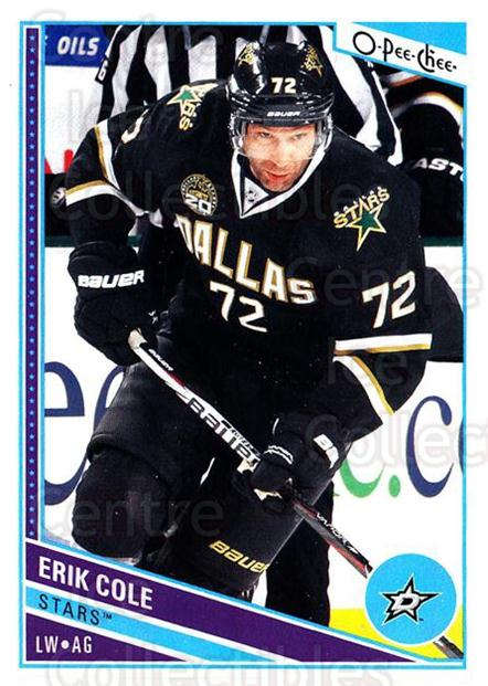 2013-14 O-Pee-Chee #410 Erik Cole<br/>8 In Stock - $1.00 each - <a href=https://centericecollectibles.foxycart.com/cart?name=2013-14%20O-Pee-Chee%20%23410%20Erik%20Cole...&quantity_max=8&price=$1.00&code=672181 class=foxycart> Buy it now! </a>