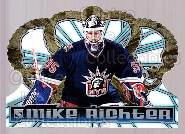 1998-99 Crown Royale #91 Mike Richter<br/>3 In Stock - $1.00 each - <a href=https://centericecollectibles.foxycart.com/cart?name=1998-99%20Crown%20Royale%20%2391%20Mike%20Richter...&quantity_max=3&price=$1.00&code=67218 class=foxycart> Buy it now! </a>