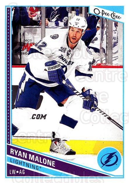 2013-14 O-Pee-Chee #426 Ryan Malone<br/>8 In Stock - $1.00 each - <a href=https://centericecollectibles.foxycart.com/cart?name=2013-14%20O-Pee-Chee%20%23426%20Ryan%20Malone...&quantity_max=8&price=$1.00&code=672197 class=foxycart> Buy it now! </a>