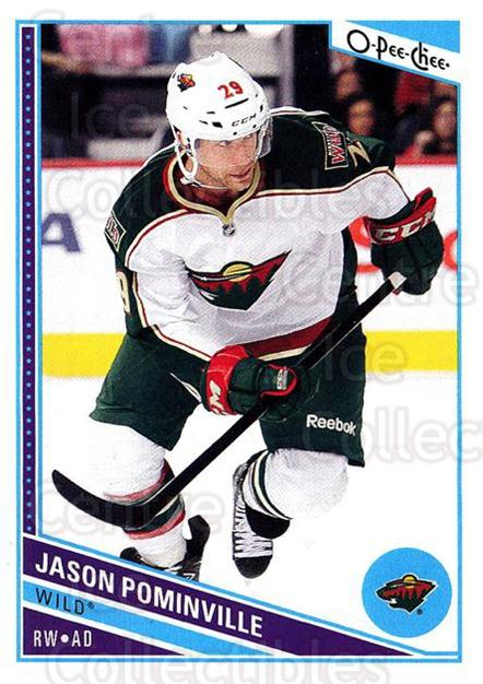 2013-14 O-Pee-Chee #466 Jason Pominville<br/>8 In Stock - $1.00 each - <a href=https://centericecollectibles.foxycart.com/cart?name=2013-14%20O-Pee-Chee%20%23466%20Jason%20Pominvill...&quantity_max=8&price=$1.00&code=672237 class=foxycart> Buy it now! </a>