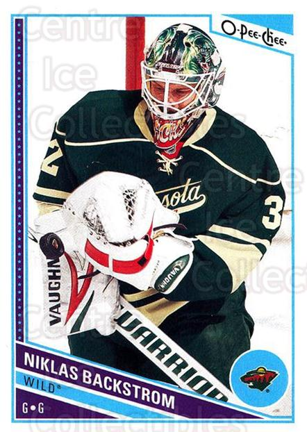 2013-14 O-Pee-Chee #478 Niklas Backstrom<br/>8 In Stock - $1.00 each - <a href=https://centericecollectibles.foxycart.com/cart?name=2013-14%20O-Pee-Chee%20%23478%20Niklas%20Backstro...&quantity_max=8&price=$1.00&code=672249 class=foxycart> Buy it now! </a>