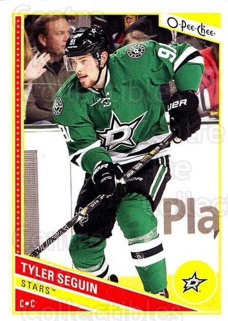 2013-14 O-Pee-Chee #608 Tyler Seguin<br/>1 In Stock - $2.00 each - <a href=https://centericecollectibles.foxycart.com/cart?name=2013-14%20O-Pee-Chee%20%23608%20Tyler%20Seguin...&quantity_max=1&price=$2.00&code=672379 class=foxycart> Buy it now! </a>