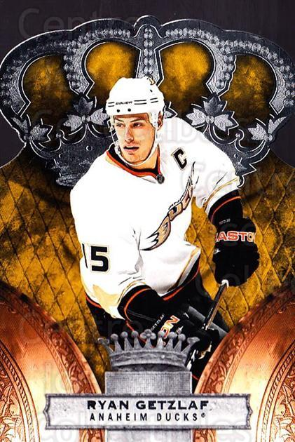 2010-11 Crown Royale #2 Ryan Getzlaf<br/>1 In Stock - $1.00 each - <a href=https://centericecollectibles.foxycart.com/cart?name=2010-11%20Crown%20Royale%20%232%20Ryan%20Getzlaf...&quantity_max=1&price=$1.00&code=672415 class=foxycart> Buy it now! </a>
