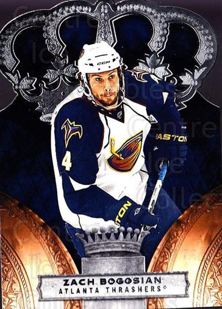 2010-11 Crown Royale #7 Zach Bogosian<br/>1 In Stock - $1.00 each - <a href=https://centericecollectibles.foxycart.com/cart?name=2010-11%20Crown%20Royale%20%237%20Zach%20Bogosian...&quantity_max=1&price=$1.00&code=672420 class=foxycart> Buy it now! </a>