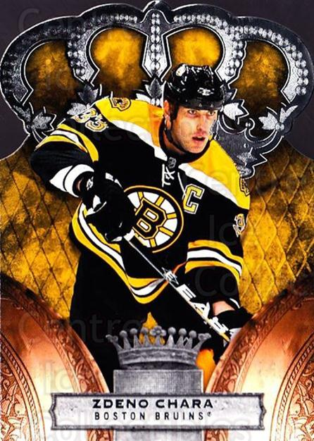 2010-11 Crown Royale #10 Zdeno Chara<br/>1 In Stock - $1.00 each - <a href=https://centericecollectibles.foxycart.com/cart?name=2010-11%20Crown%20Royale%20%2310%20Zdeno%20Chara...&quantity_max=1&price=$1.00&code=672423 class=foxycart> Buy it now! </a>