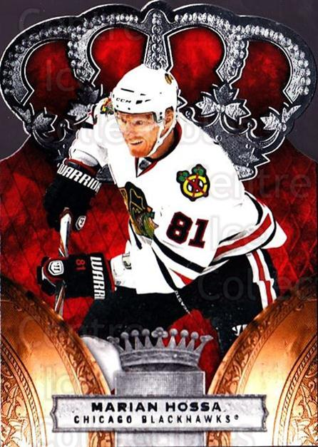 2010-11 Crown Royale #24 Marian Hossa<br/>1 In Stock - $1.00 each - <a href=https://centericecollectibles.foxycart.com/cart?name=2010-11%20Crown%20Royale%20%2324%20Marian%20Hossa...&quantity_max=1&price=$1.00&code=672437 class=foxycart> Buy it now! </a>