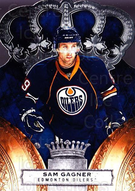 2010-11 Crown Royale #39 Sam Gagner<br/>1 In Stock - $1.00 each - <a href=https://centericecollectibles.foxycart.com/cart?name=2010-11%20Crown%20Royale%20%2339%20Sam%20Gagner...&quantity_max=1&price=$1.00&code=672452 class=foxycart> Buy it now! </a>