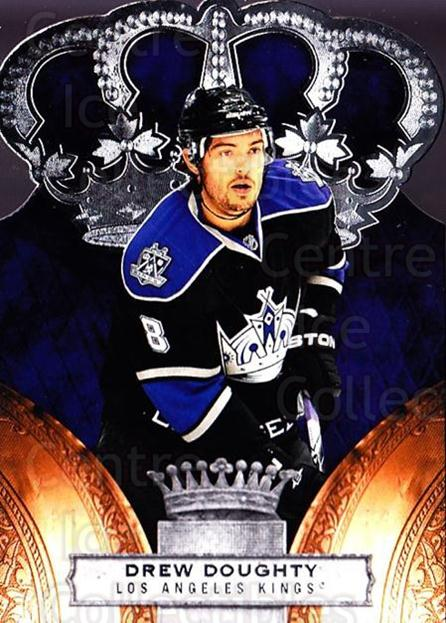 2010-11 Crown Royale #45 Drew Doughty<br/>1 In Stock - $1.00 each - <a href=https://centericecollectibles.foxycart.com/cart?name=2010-11%20Crown%20Royale%20%2345%20Drew%20Doughty...&quantity_max=1&price=$1.00&code=672458 class=foxycart> Buy it now! </a>