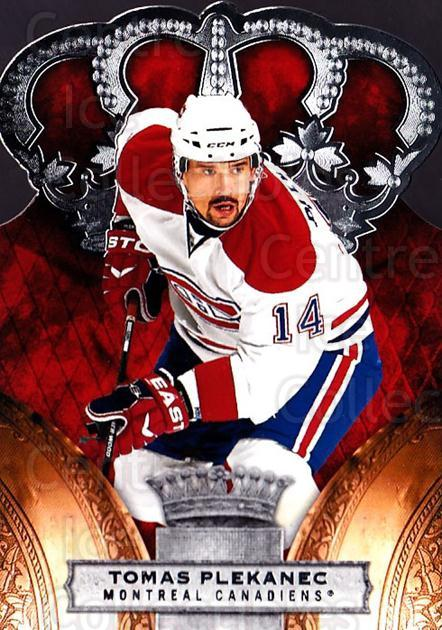 2010-11 Crown Royale #52 Tomas Plekanec<br/>1 In Stock - $1.00 each - <a href=https://centericecollectibles.foxycart.com/cart?name=2010-11%20Crown%20Royale%20%2352%20Tomas%20Plekanec...&quantity_max=1&price=$1.00&code=672465 class=foxycart> Buy it now! </a>