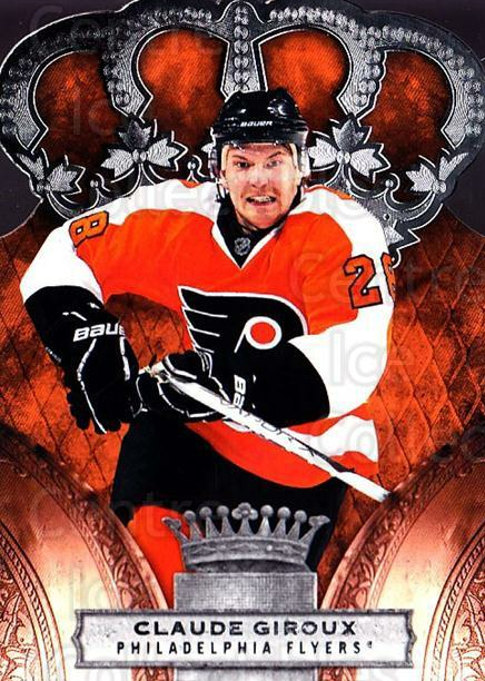 2010-11 Crown Royale #73 Claude Giroux<br/>1 In Stock - $1.00 each - <a href=https://centericecollectibles.foxycart.com/cart?name=2010-11%20Crown%20Royale%20%2373%20Claude%20Giroux...&quantity_max=1&price=$1.00&code=672486 class=foxycart> Buy it now! </a>