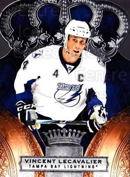 2010-11 Crown Royale #89 Vincent Lecavalier<br/>1 In Stock - $1.00 each - <a href=https://centericecollectibles.foxycart.com/cart?name=2010-11%20Crown%20Royale%20%2389%20Vincent%20Lecaval...&quantity_max=1&price=$1.00&code=672502 class=foxycart> Buy it now! </a>