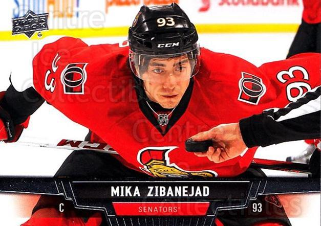 2013-14 Upper Deck #44 Mika Zibanejad<br/>20 In Stock - $1.00 each - <a href=https://centericecollectibles.foxycart.com/cart?name=2013-14%20Upper%20Deck%20%2344%20Mika%20Zibanejad...&quantity_max=20&price=$1.00&code=672632 class=foxycart> Buy it now! </a>