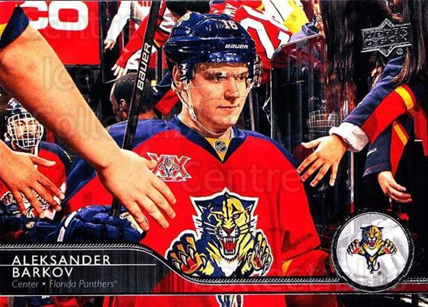2014-15 Upper Deck #83 Aleksander Barkov<br/>23 In Stock - $1.00 each - <a href=https://centericecollectibles.foxycart.com/cart?name=2014-15%20Upper%20Deck%20%2383%20Aleksander%20Bark...&quantity_max=23&price=$1.00&code=673171 class=foxycart> Buy it now! </a>