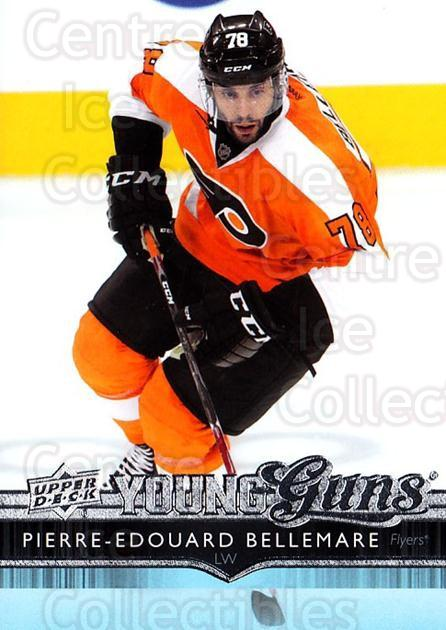 2014-15 Upper Deck #238 Pierre-Edouard Bellemare<br/>1 In Stock - $5.00 each - <a href=https://centericecollectibles.foxycart.com/cart?name=2014-15%20Upper%20Deck%20%23238%20Pierre-Edouard%20...&quantity_max=1&price=$5.00&code=673326 class=foxycart> Buy it now! </a>