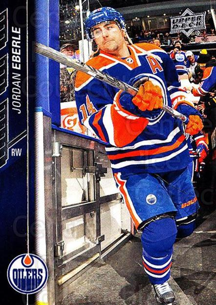 2015-16 Upper Deck #73 Jordan Eberle<br/>17 In Stock - $1.00 each - <a href=https://centericecollectibles.foxycart.com/cart?name=2015-16%20Upper%20Deck%20%2373%20Jordan%20Eberle...&quantity_max=17&price=$1.00&code=673691 class=foxycart> Buy it now! </a>