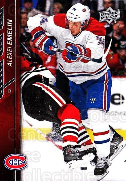2015-16 Upper Deck #98 Alexei Emelin<br/>16 In Stock - $1.00 each - <a href=https://centericecollectibles.foxycart.com/cart?name=2015-16%20Upper%20Deck%20%2398%20Alexei%20Emelin...&quantity_max=16&price=$1.00&code=673716 class=foxycart> Buy it now! </a>