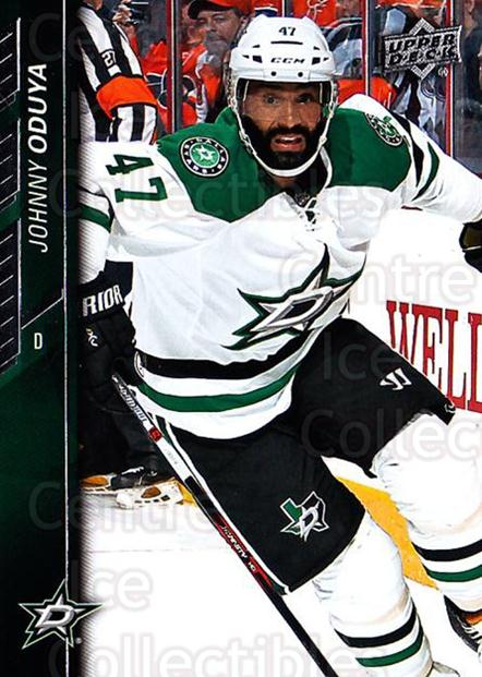 2015-16 Upper Deck #313 Johnny Oduya<br/>16 In Stock - $1.00 each - <a href=https://centericecollectibles.foxycart.com/cart?name=2015-16%20Upper%20Deck%20%23313%20Johnny%20Oduya...&quantity_max=16&price=$1.00&code=673931 class=foxycart> Buy it now! </a>