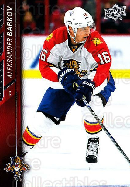 2015-16 Upper Deck #334 Aleksander Barkov<br/>15 In Stock - $1.00 each - <a href=https://centericecollectibles.foxycart.com/cart?name=2015-16%20Upper%20Deck%20%23334%20Aleksander%20Bark...&quantity_max=15&price=$1.00&code=673952 class=foxycart> Buy it now! </a>