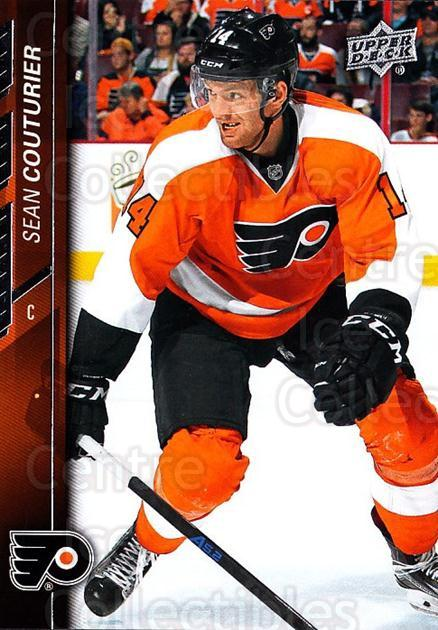 2015-16 Upper Deck #396 Sean Couturier<br/>16 In Stock - $1.00 each - <a href=https://centericecollectibles.foxycart.com/cart?name=2015-16%20Upper%20Deck%20%23396%20Sean%20Couturier...&quantity_max=16&price=$1.00&code=674014 class=foxycart> Buy it now! </a>